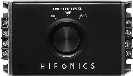 Hifonics Vx 6 2c 2 Wege Einbaulautsprecher Set 200 Watt Elektronik