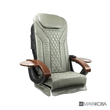 Astounding Shiatsulogic Pedicure Chair Cushion Cover Set For Nail Salon Pedicure Furniture Luxurious Modern Machost Co Dining Chair Design Ideas Machostcouk