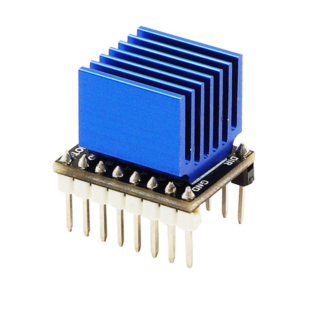 D DOLITY 3D Printer Parts TMC2100 V1.0 Stepper Motor Driver +Heat Sinks Cooling