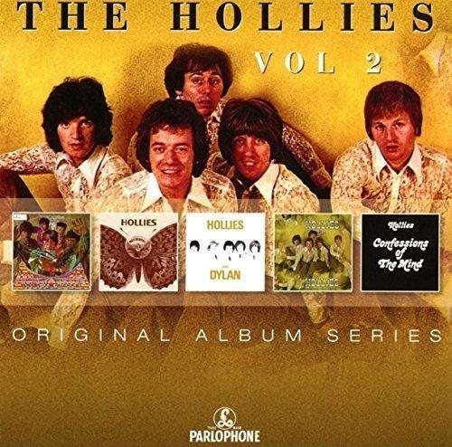 The Hollies: Original Album Series Vol.2 (Audio CD)