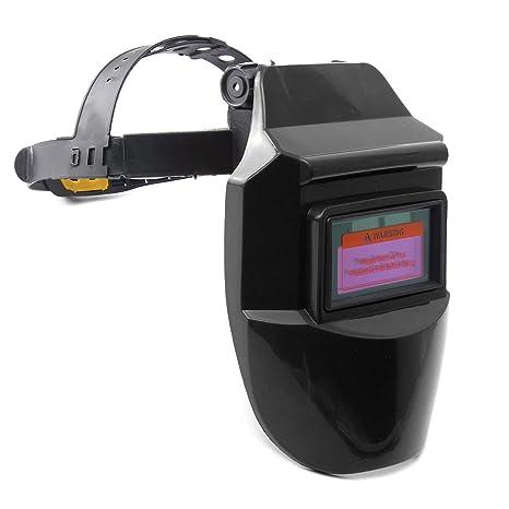 Generic Pro Solar Auto oscurecimiento soldadura casco arco Tig Mig máscara de molienda máscara de soldador