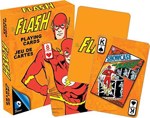 Aquarius DC Flash Retro Playing - Retro Flash