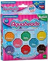 Aquabeads 79378 - Niños Craft Kits - perlas Glitter