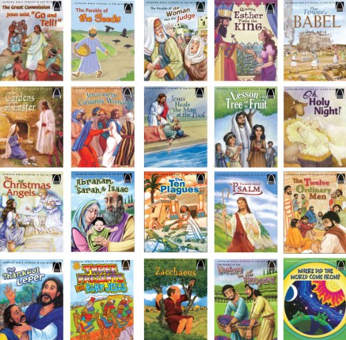 Easter Arch (Arch Books Complete Set of 134 Volumes Book Series Children's Bible Stories Story Complete Including Stories of Jesus, Easter, Christmas, Paul, Old and New Testament Titles)
