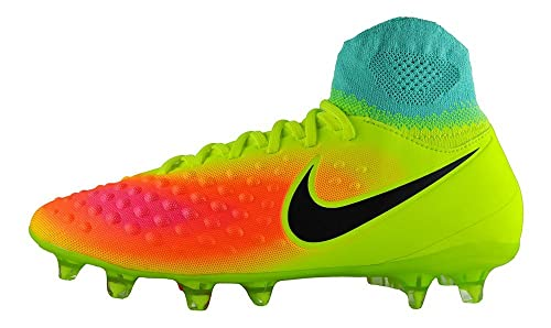 9a1d99caa Nike Youth Magista Obra II Firm Ground Cleats [Volt] (5Y): Amazon.ca ...