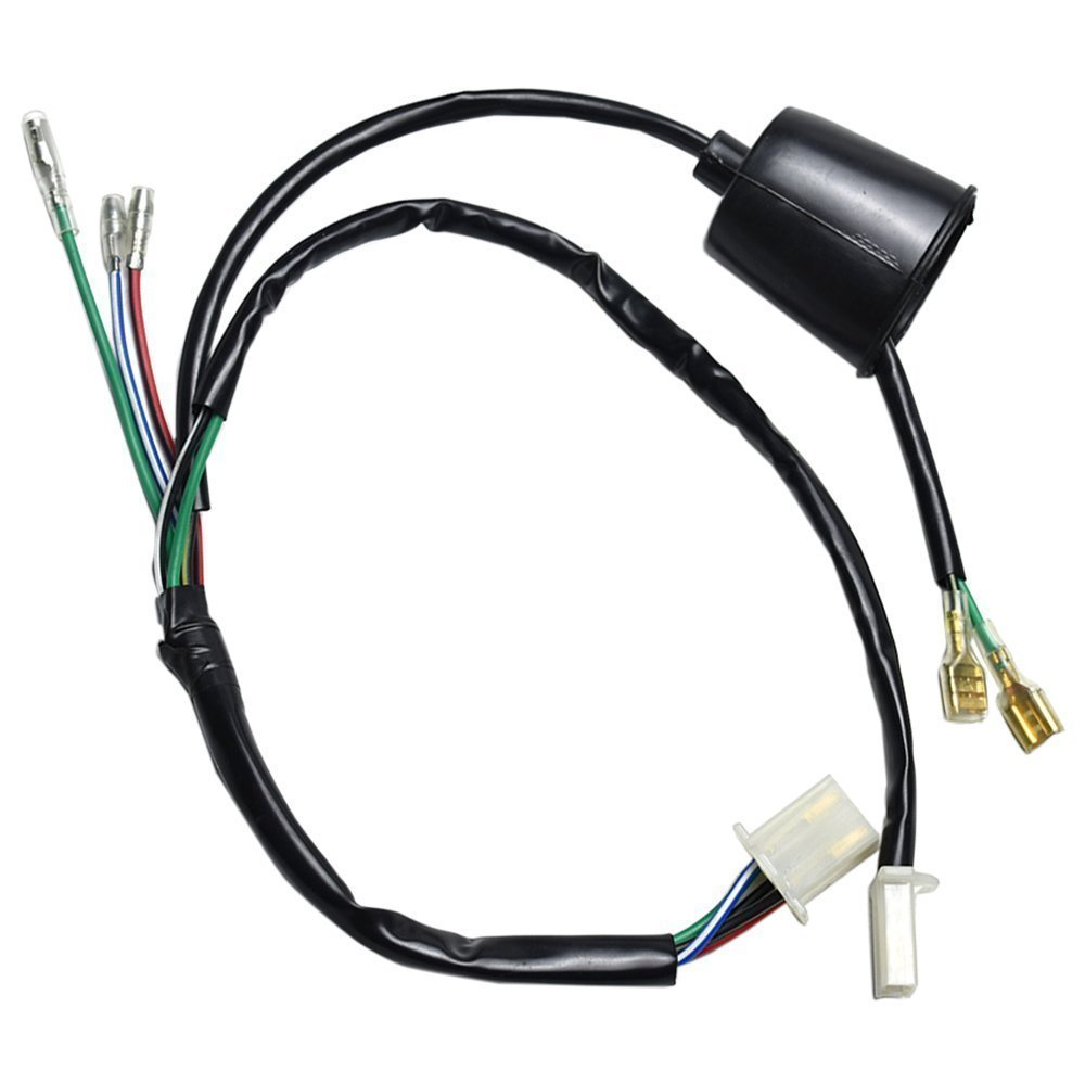 Wphmoto Wire Loom Cdi Ignition Coil Kill Switch For 50cc Honda Xr80 Wiring 110cc 125cc Dirt Pit Bike Atv Automotive