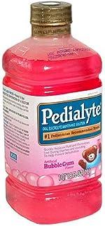 Pedialyte Oral Electrolyte Maintenance Solution, Bubble Gum, 1 qt (1.8 fl
