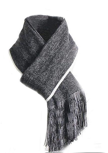 comprare popolare 27685 61360 Sciarpa Da Uomo Autunno Moda Sciarpa Calda Inverno Casual Moderna ...