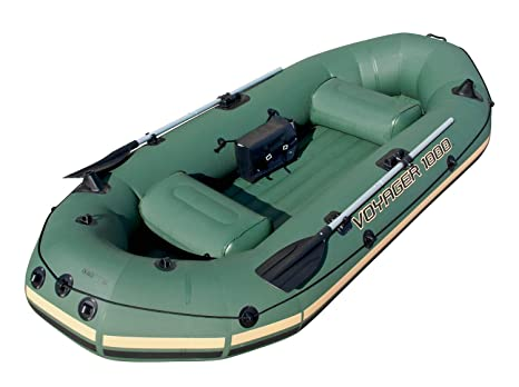 Bestway bootskiste Barco Voyager 1000 Barca, 291 x 127 x 46 cm ...