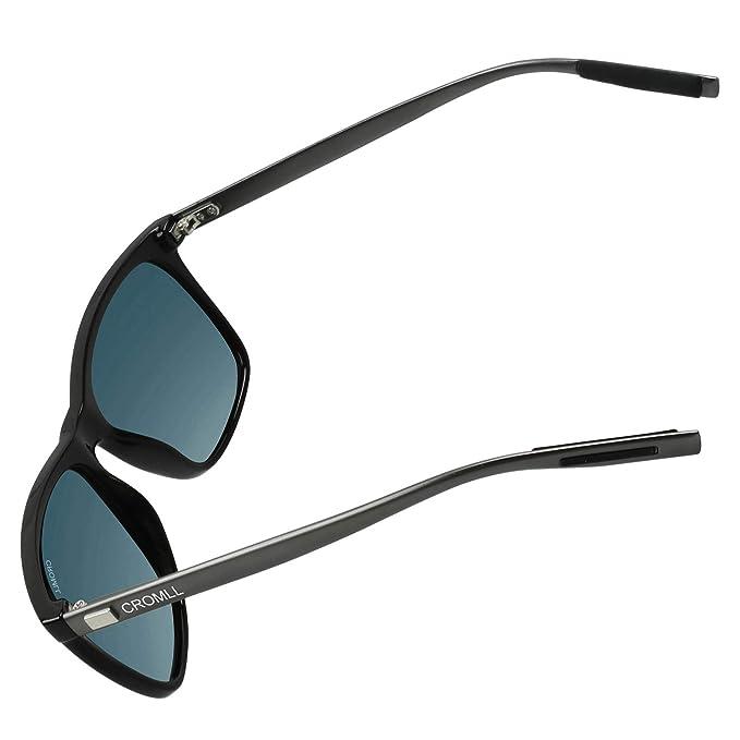 Amazon.com: CROMLL Gafas de sol unisex polarizadas de ...