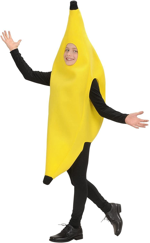 WIDMANN Aptafêtes ? Disfraz de plátano para niños: Amazon.es ...