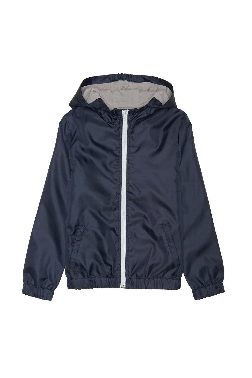 French Toast Big Boys' Windbreaker, Navy, M (8)
