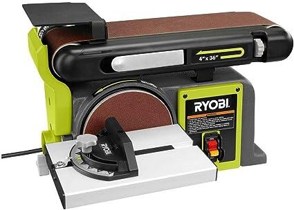RYOBI BD4601G Bench Sander Green