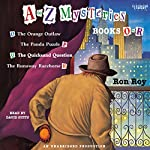 A to Z Mysteries: Books O-R | Ron Roy