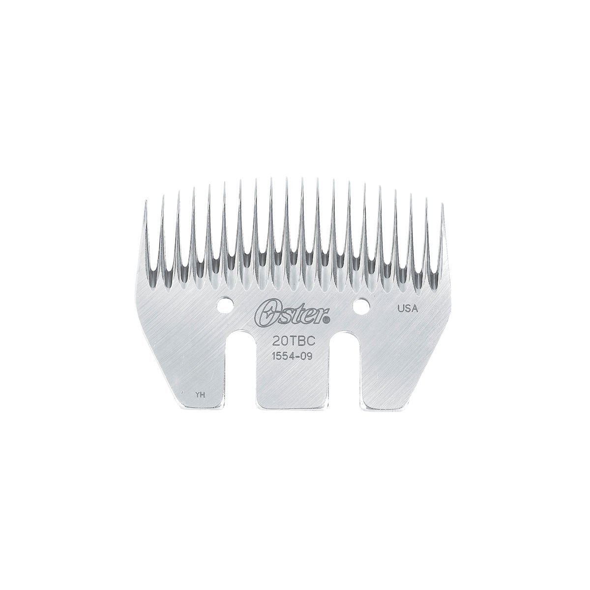 Oster Shearing Comb, 20-Tooth Blocking