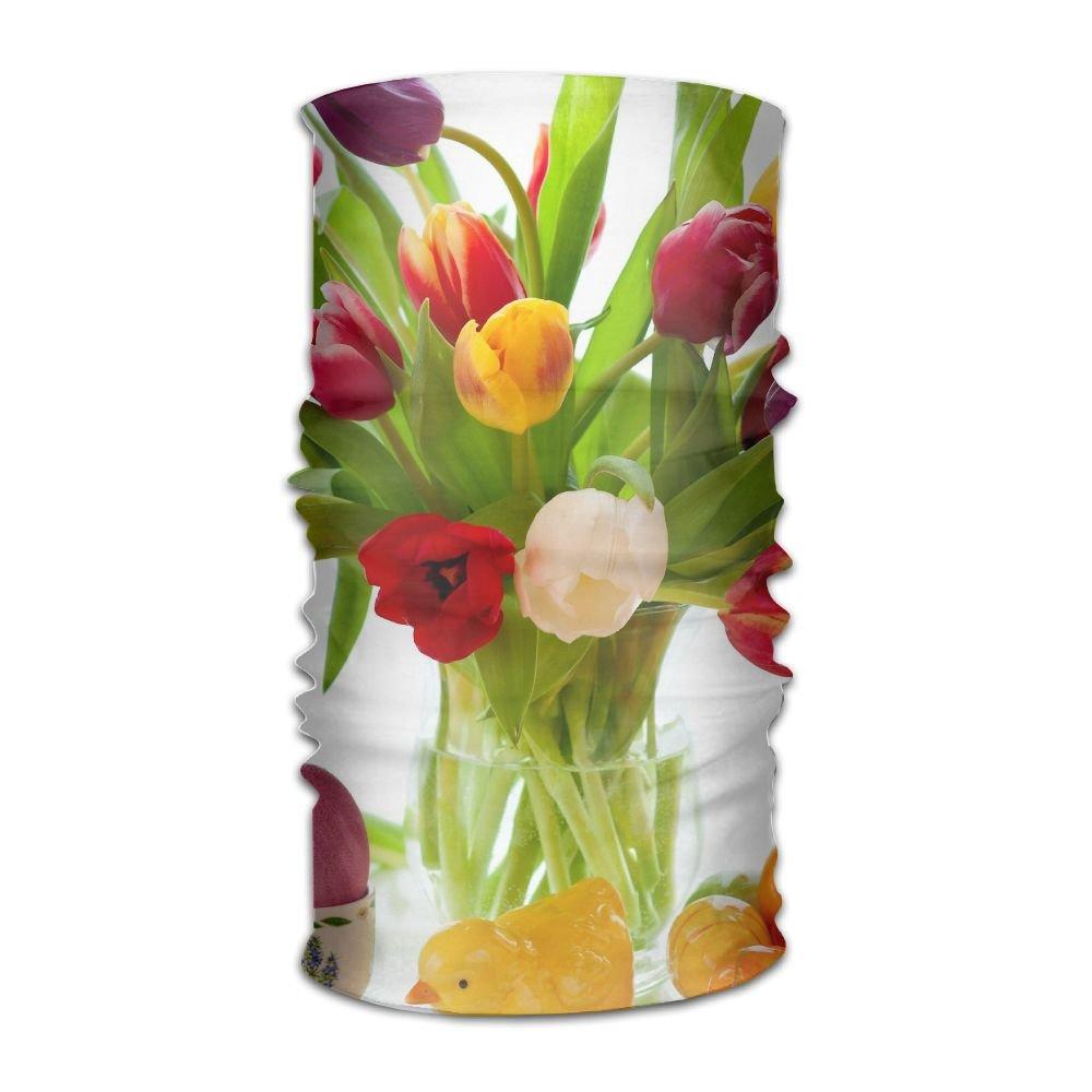 Pengyong Colorido Primavera Flores de Pascua Huevo Unisex Moda de ...