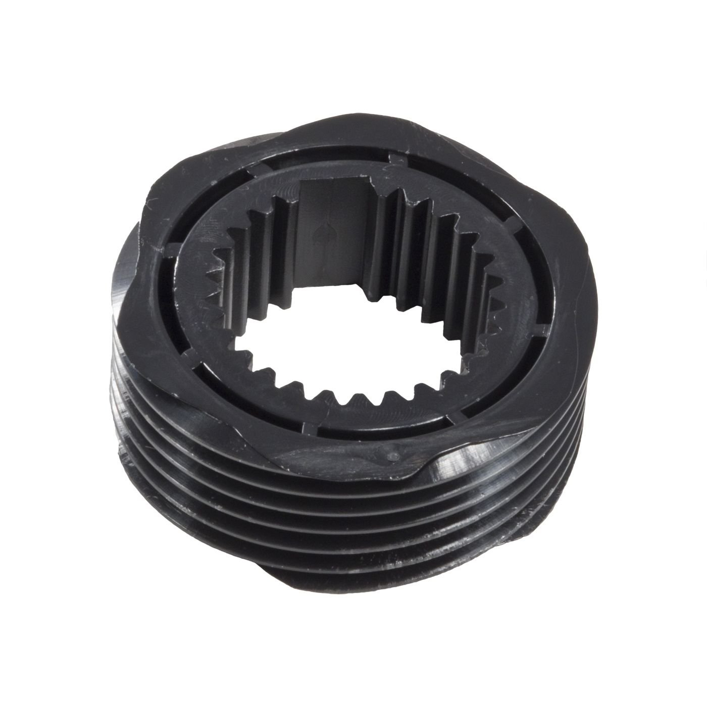 Blue Oval Industries 1979-1998 Mustang T5 6 Tooth Black Speedometer Drive Gear