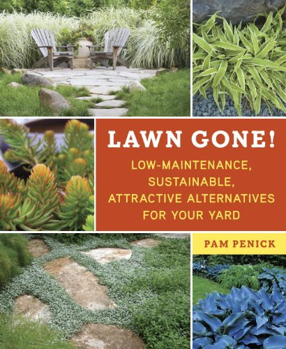 Lawn Gone: LowMaintenance Sustainable Attractive Alternatives for Your Yard