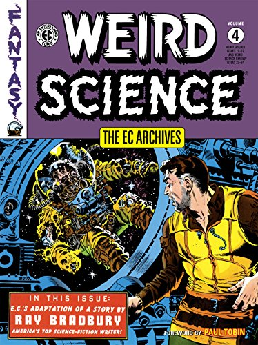 The EC Archives: Weird Science Volume 4 ()