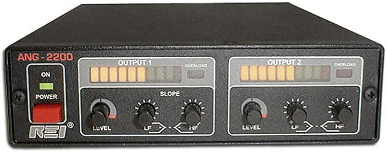 KJB Security ANG2200 Acoustic Noise Generator (Dual Channel)