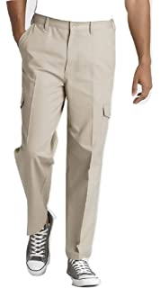 8a720d1f David Taylor Collection Men's Back Elastic Cargo Pants Size 42x29 Khaki