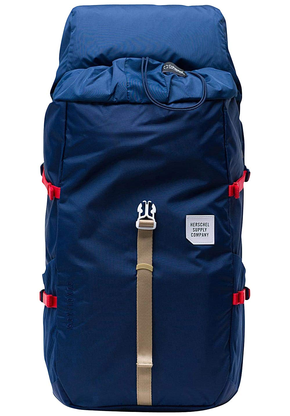 5ec93999bf5 Herschel Supply Co. Unisex Barlow Large Medieval Blue Multi One Size   Amazon.ca  Clothing   Accessories