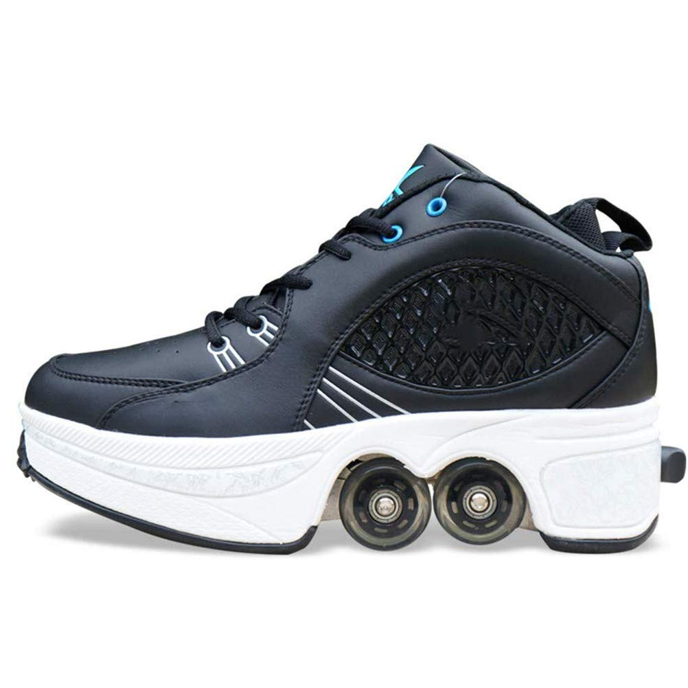 Gifts, Quad Roller Pulley Ice Skates