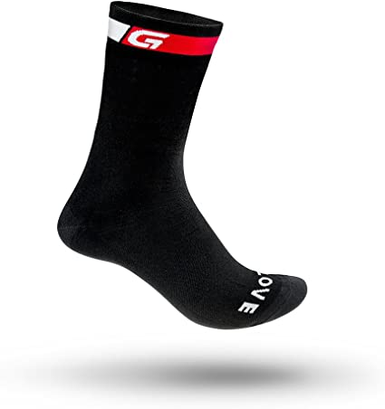 GripGrab Classic High Cut Sommersocken Chaussettes Homme