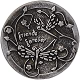 you mean the world to me - Cathedral Art PT466 Friends Forever Pocket Token, 1-Inch