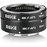 MEIKE MK-F-AF3 クローズアップリングフルメタル素材 适配XT2 XT1 XA2 XE2 X70 etc