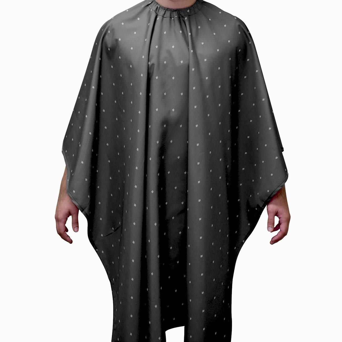 Barber Strong The Barber Cape, Black Shield by Barber Strong