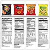 Frito-Lay Ultimate Snack Care Package, Variety