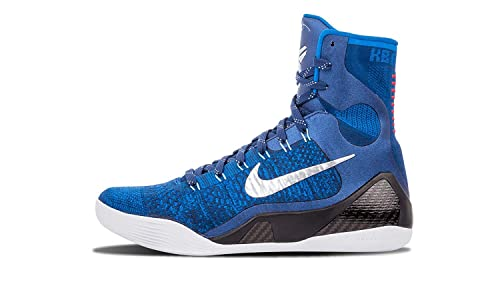 cheap for discount 95575 29c86 Nike Men s Kobe 9 Elite Legacy Basketball Shoes - 630847 404, Brv  Bl Metallic