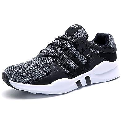 HUSK SWARE Uomo Scarpe Running Sportive Scarpe Corsa Sneakers Fitness  Interior Casual all Aperto. Scorri sopra l immagine per ingrandirla 45a8a4993f9