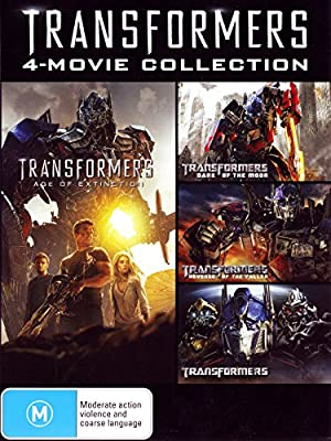 Transformers : Movie 1-4 | Boxset