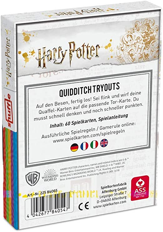 Amazon Com Ass 22584065 Harry Potter Quidditch Tryouts Toys Games