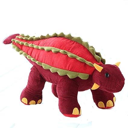 Cute Ankylosaurus Dinosaur Plush Doll Girl Toys Stuffed Animals Baby Soft Toy