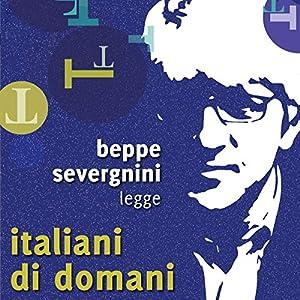 Italiani di domani Hörbuch