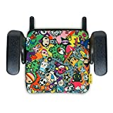 Clek Olli Backless Booster Seat, Tokidoki All Over