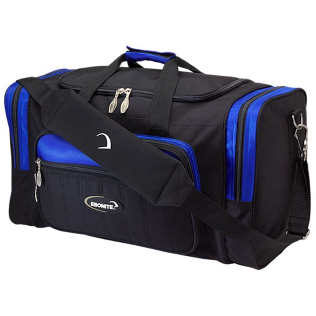 Ebonite Conquest 2 Deluxe Tote Bowling Bag () by Ebonite Bowling Products