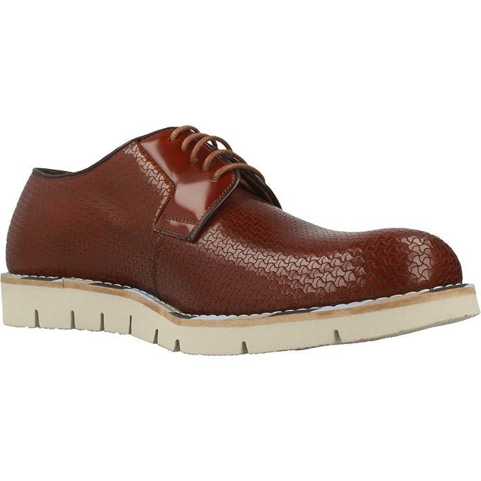 Zapatos de Cordones para Hombre, Color marrón, Marca ANGEL INFANTES, Modelo Zapatos De Cordones para Hombre ANGEL INFANTES 31074 1 Marrón: Amazon.es: ...