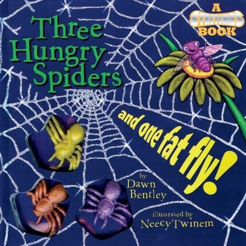 Three Hungry Spiders and One Fat Fly! (Stretchies Book) PDF