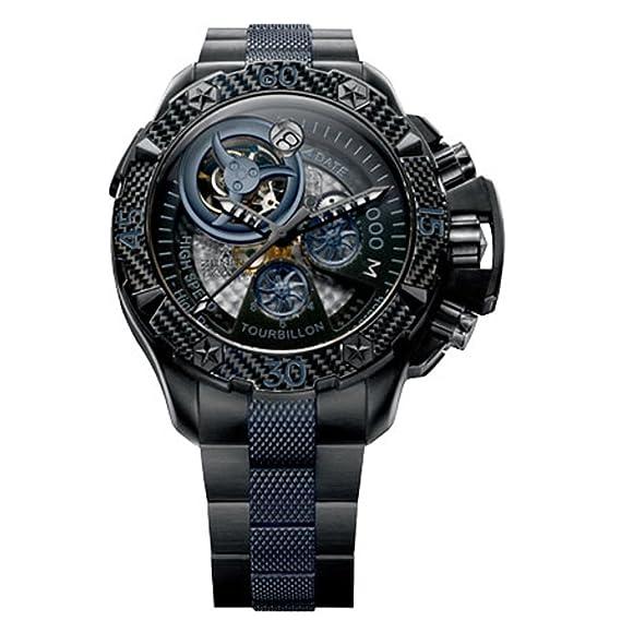 Zenith hombre 96.0529.4035/51.m Defy Xtreme Tourbillon titanio Cronógrafo Reloj: Amazon.es: Relojes