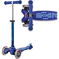 Micro Scooter Mini Deluxe Tilt and Turn Lightweight Kick Childrens Kids Scooter