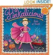 #9: Pinkalicious: Pink or Treat!