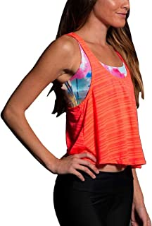 product image for ONZIE YOGA CROSS BACK TANK TOP 3004 WATERMELON
