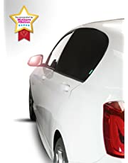 Venture High Density Children's Window Shades | Provides Maximum UVA UVB Protection | Covers Side Rear Window | 2 x Premium Quality Stretch Material Car Sun Shade