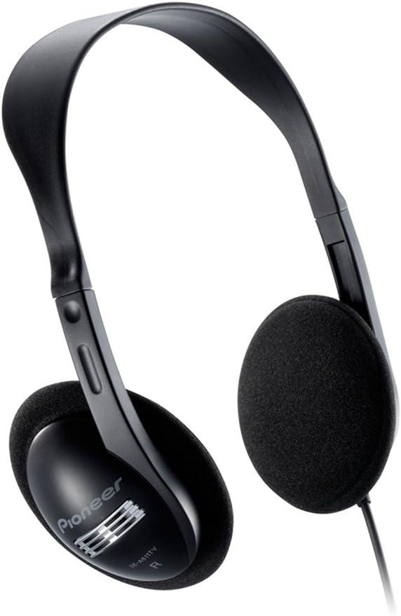 Auriculares TV Cable 3m Pioneer SE-A611: Amazon.es: Electrónica