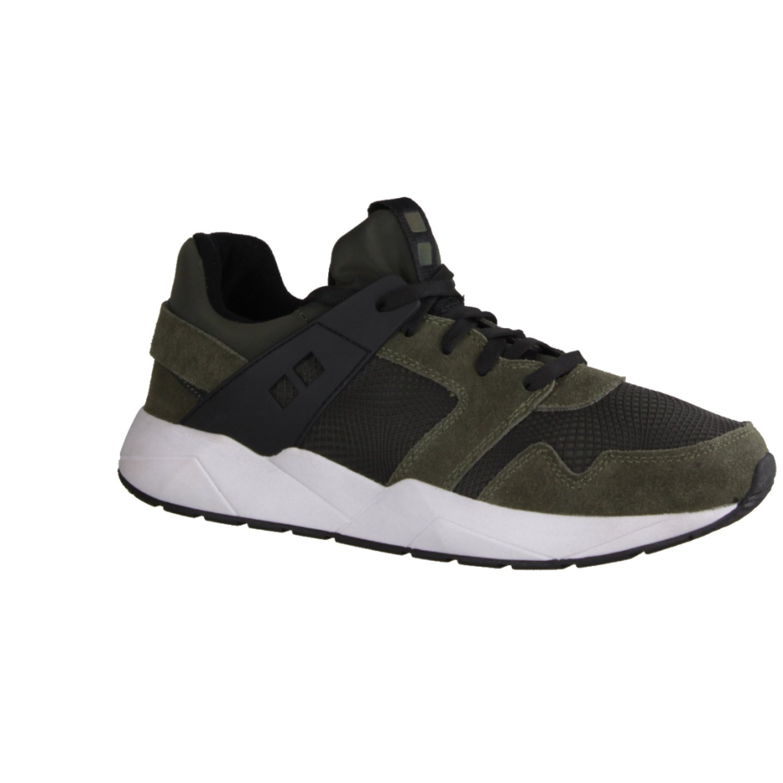 Mundart Herren Sneaker NV 216-ZFA-Y03 Oliv 231075  44 EU|Oliv