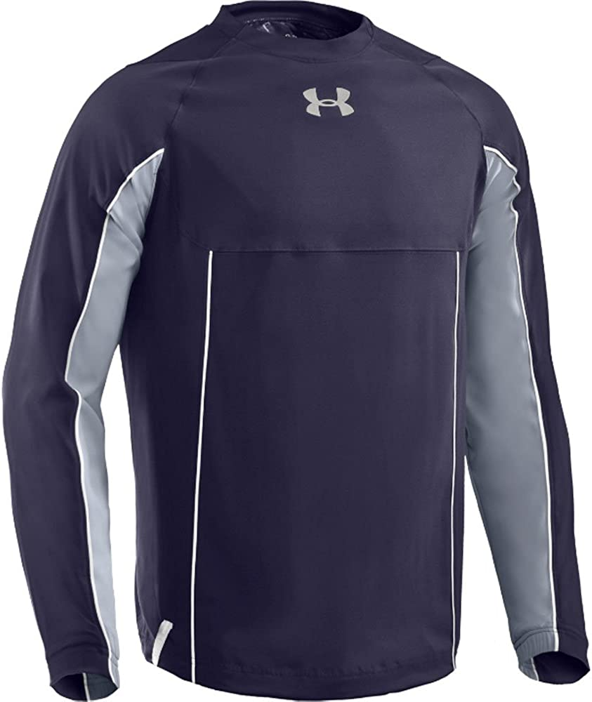 contar productos quimicos Jabeth Wilson  Under Armour Rugby Contact Jacket [Navy]: Amazon.co.uk: Clothing